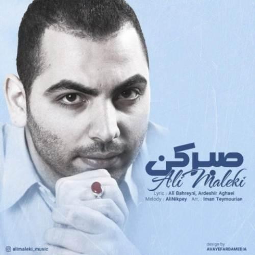 صبر کن از علی ملکی