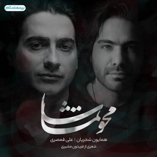 محو تماشا از همایون شجریان و علی قمصری