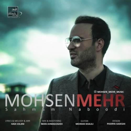 سهمم نبودی از محسن مهر