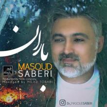 باران از مسعود صابری