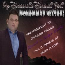 آی داغلارین داشلی یولی از محمد حیدری